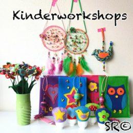 Kinderworkshops of Kinderfeestje